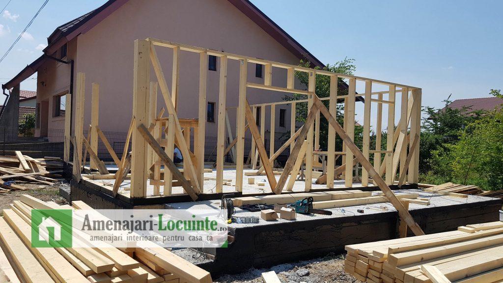 Structura parter casa din lemn 5