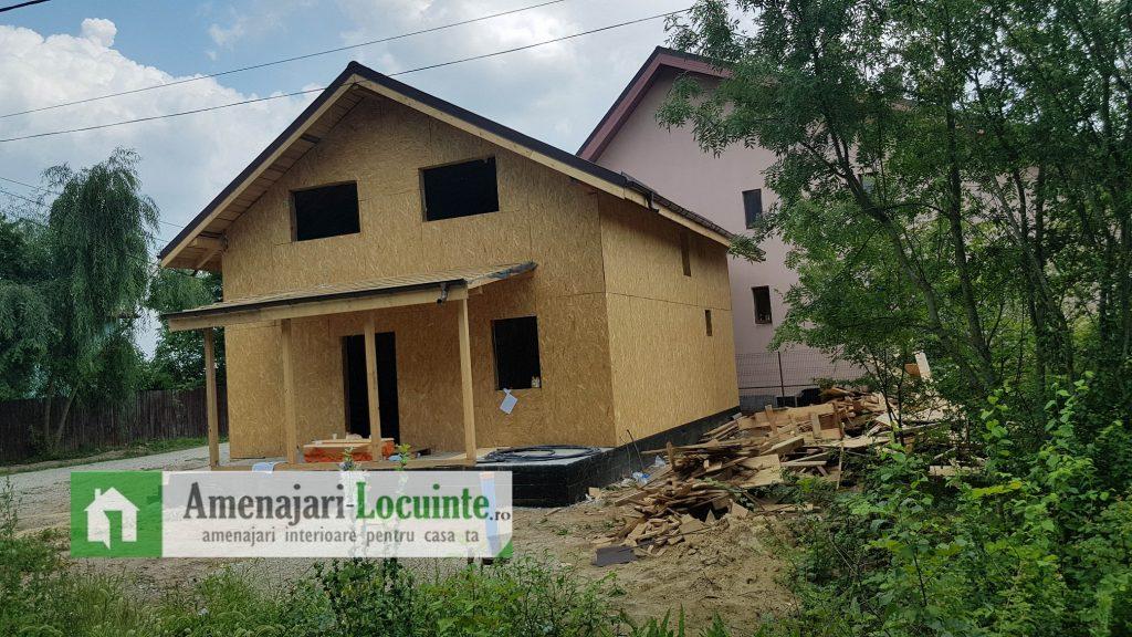 Casa lemn si osb 2