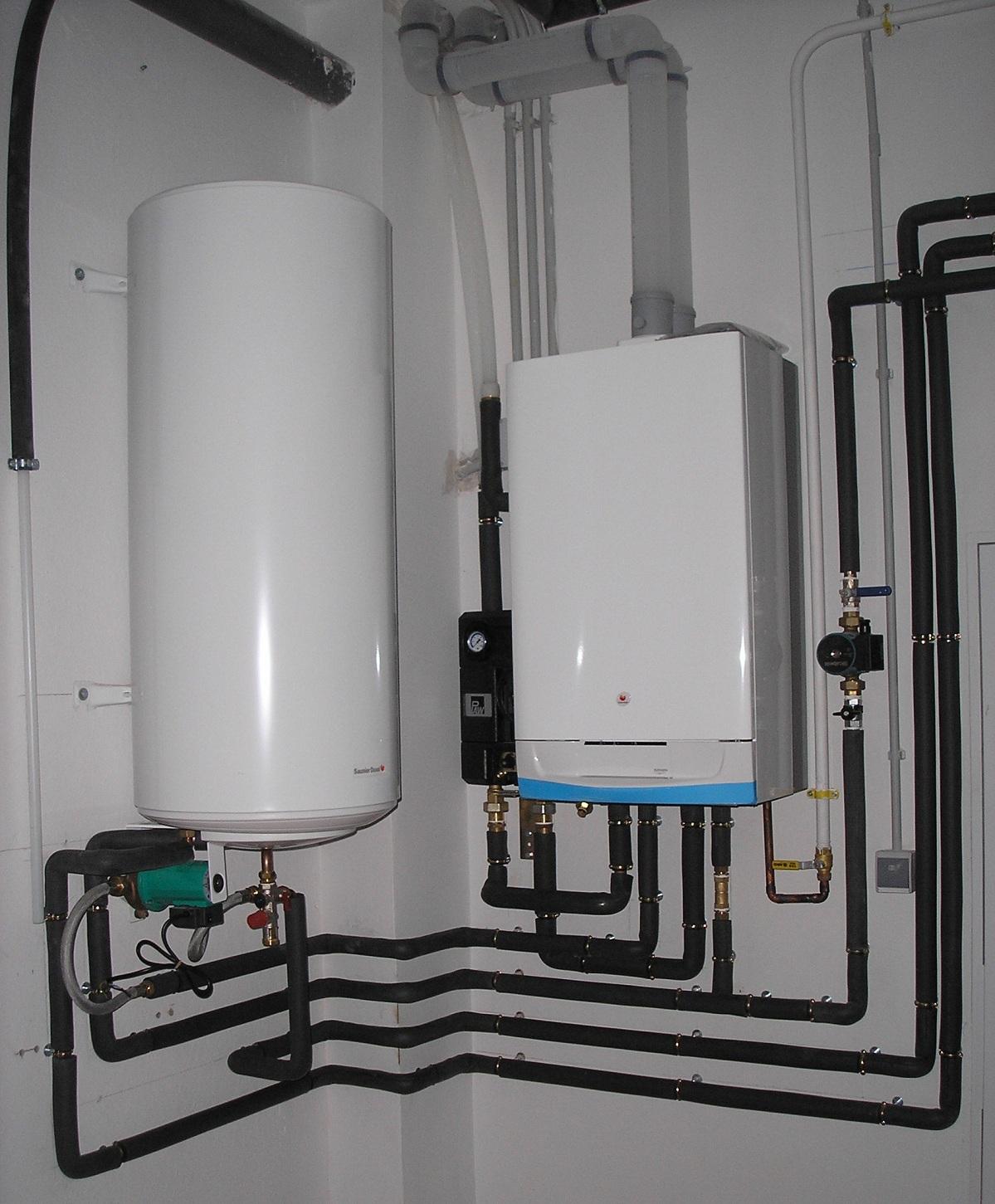 Instalatii termice amenajari interioare in bucuresti - Calefaccion central electrica ...