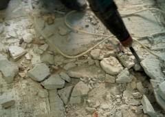 Renovari - Decopertat gresie veche