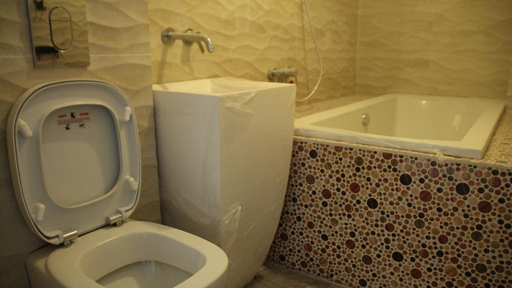 Renovare apartament cu 2 camere in bucuresti for Amenajare baie garsoniera